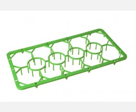 14 COMPART.EXTENSION FOR RACK 50X25X8 CM