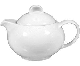 Tea pot 1  0,40 ltr.